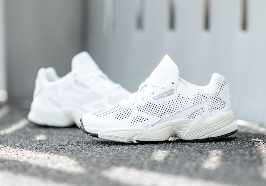 adidas Falcon Alluxe White DB3357 Release Date