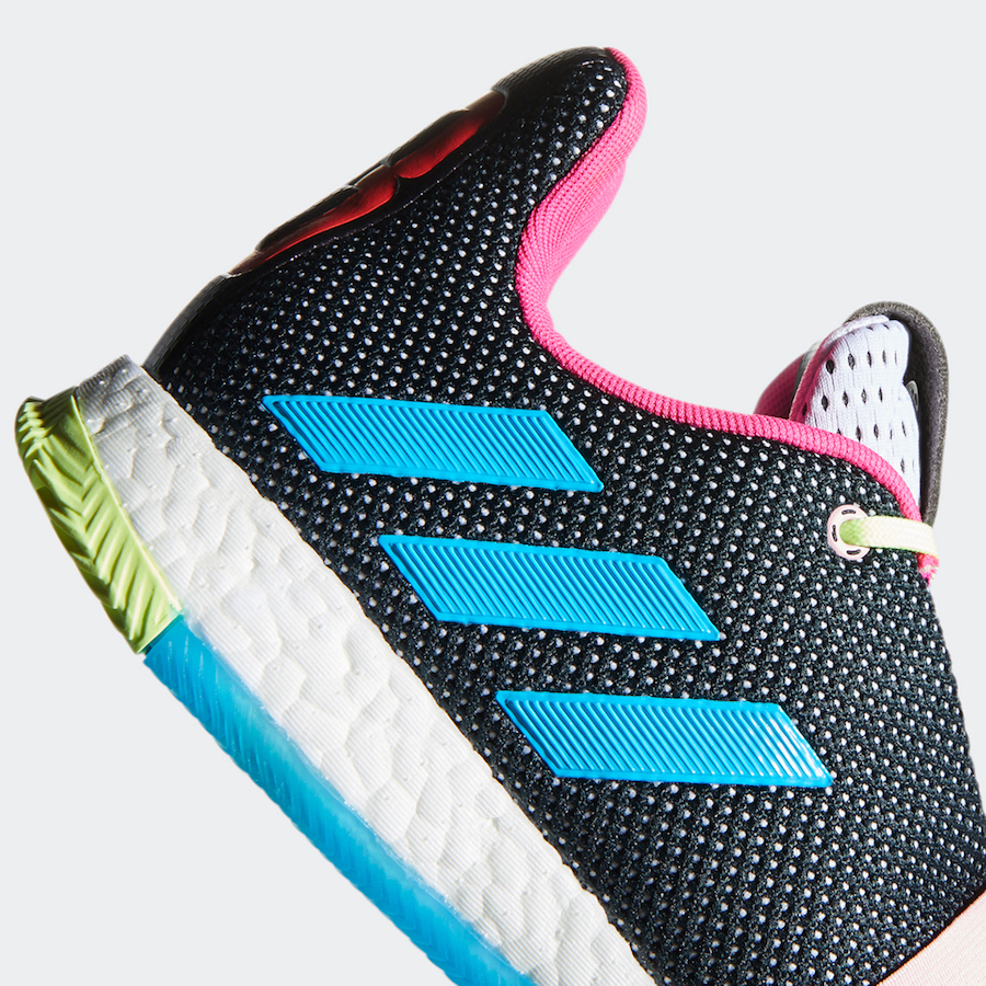 adidas Harden Vol 3 Different Breed Release Date
