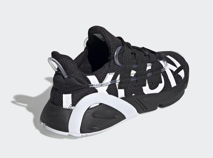adidas LXCON Black EG7536 Release Date