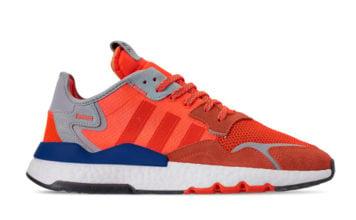adidas Nite Jogger Solar Orange G26313 Release Info