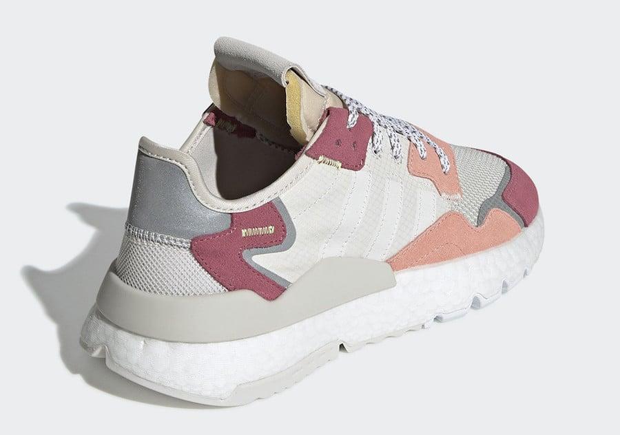 adidas Nite Jogger Trace Pink DA8666 Release Date
