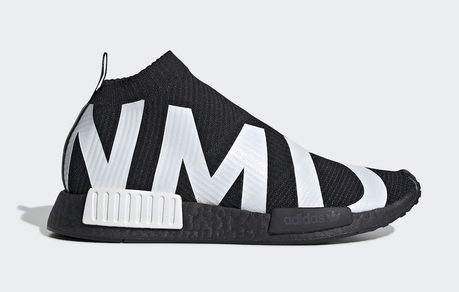 computadora canal mediodía  adidas NMD CS1 Primeknit Black EG7539 Release Date | SneakerFiles