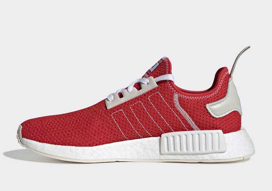 adidas NMD R1 Red BD7897 Release Date