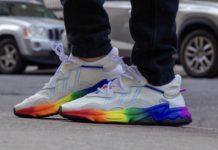 adidas Ozweego adiPRENE LGBT Pride Love Unites Rainbow Release Date