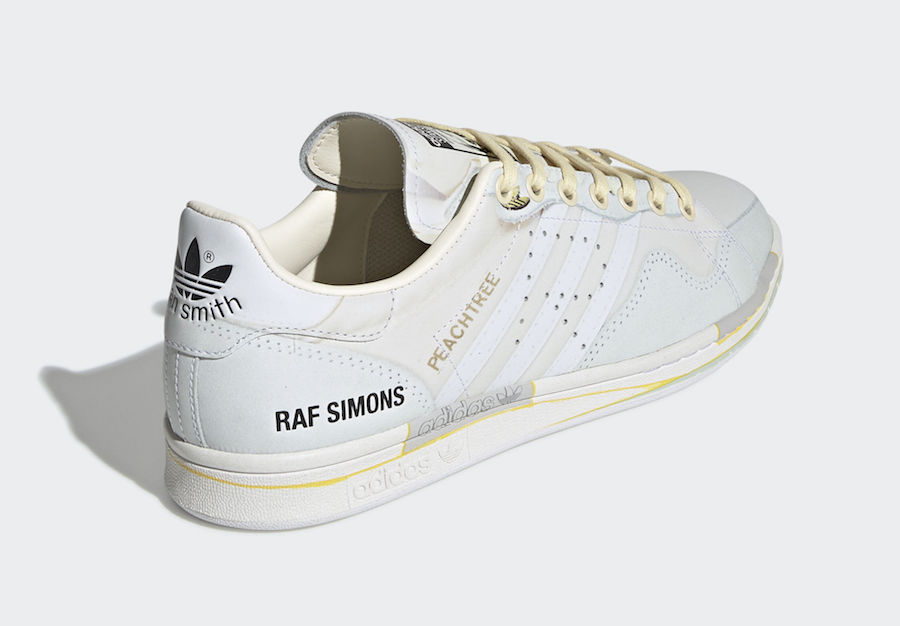 adidas Raf Simons Peach Stan Smith EE7952 Release Date