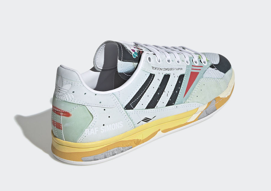 adidas Raf Simons Torsion Stan Smith EE7953 Release Date