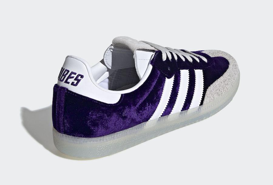 adidas Samba Purple Haze DB3011 Release Date