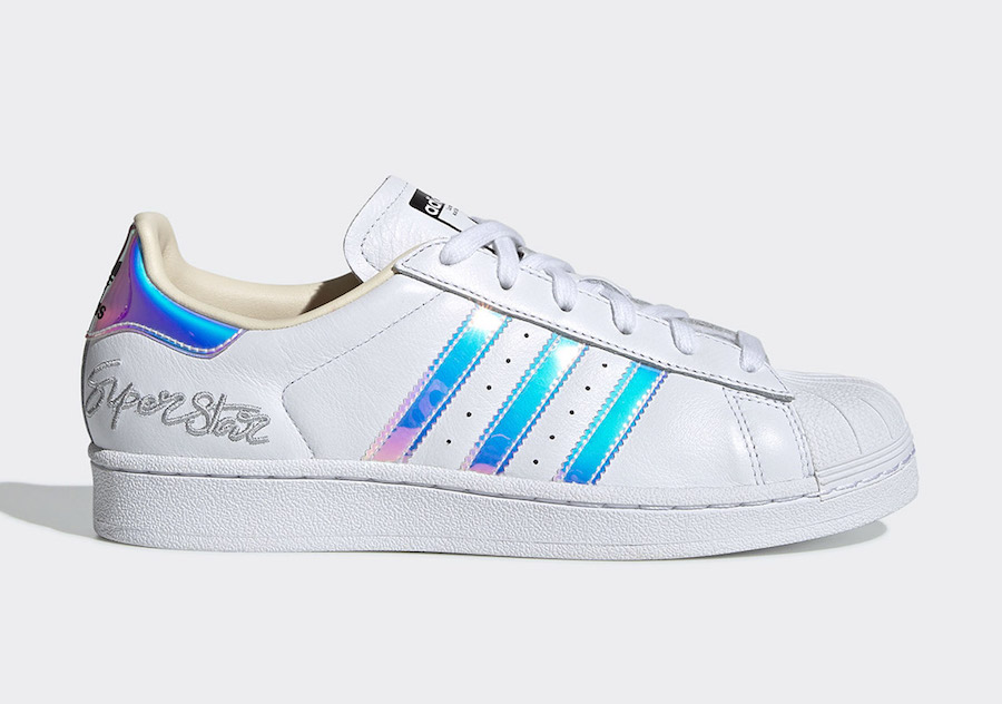 adidas iridescent superstar