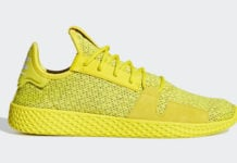 adidas Tennis Hu V2 Shock Yellow DB3329