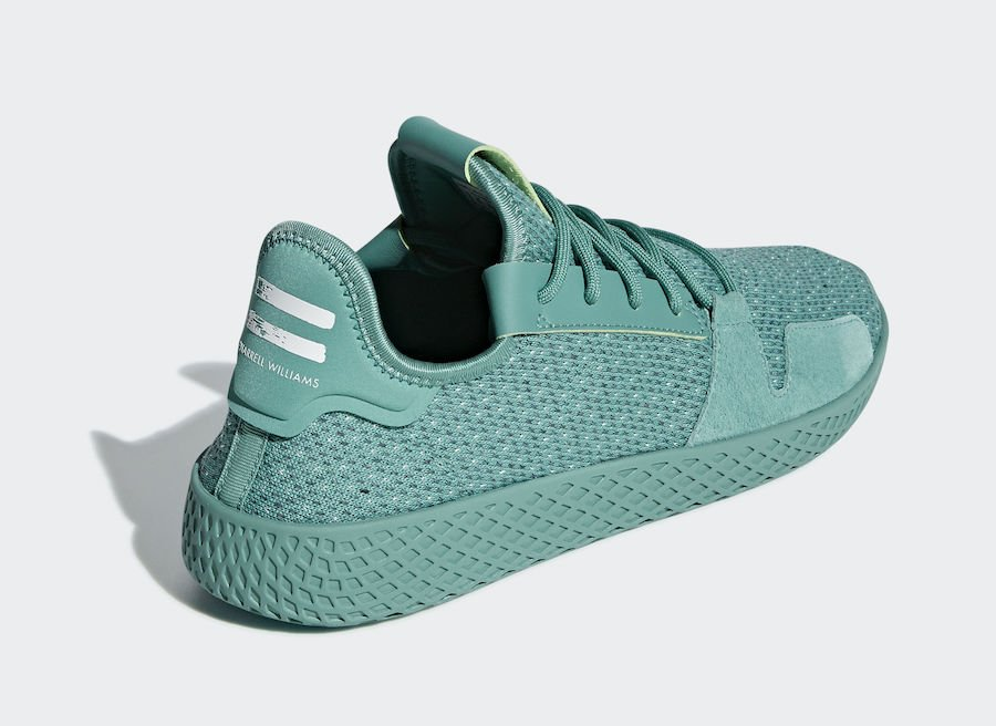 adidas Tennis Hu V2 True Green DB3328