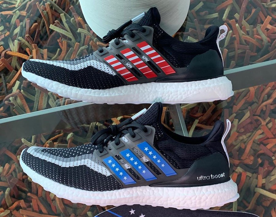 e83e1b08a98 adidas Ultra Boost 2.0 Stars and Stripes EG8100 Release Date ...