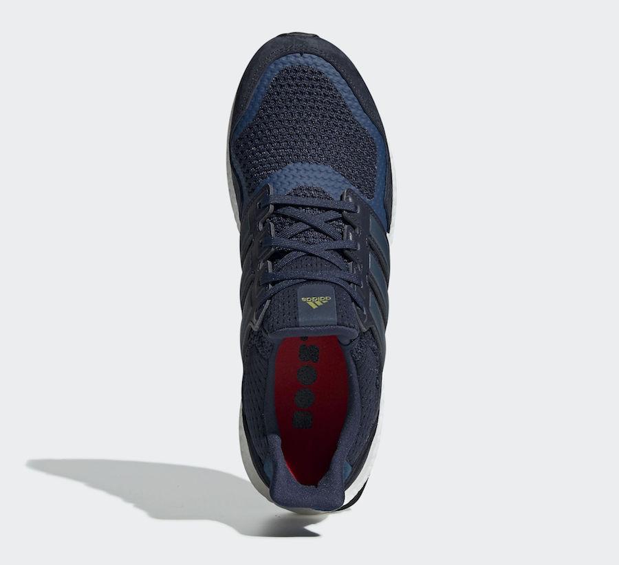 adidas Ultra Boost SL Collegiate Navy EF0725 Release Date