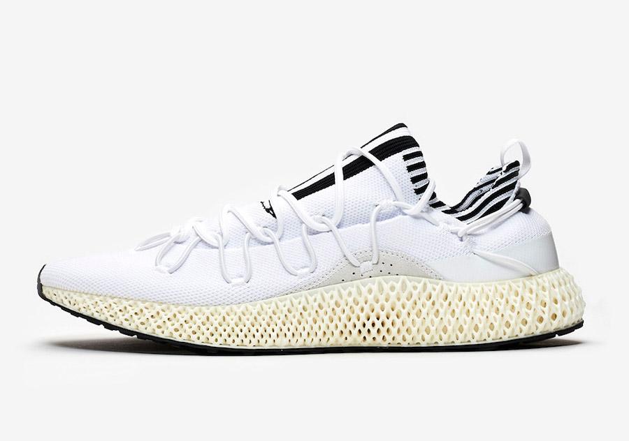 adidas Y-3 Runner 4D II EF0902 Release Info