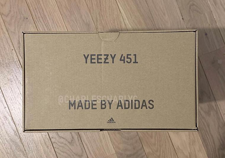 adidas Yeezy 451 Box