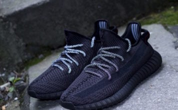 adidas Yeezy Boost 350 V2 Black Reflective FU9013 Release Date