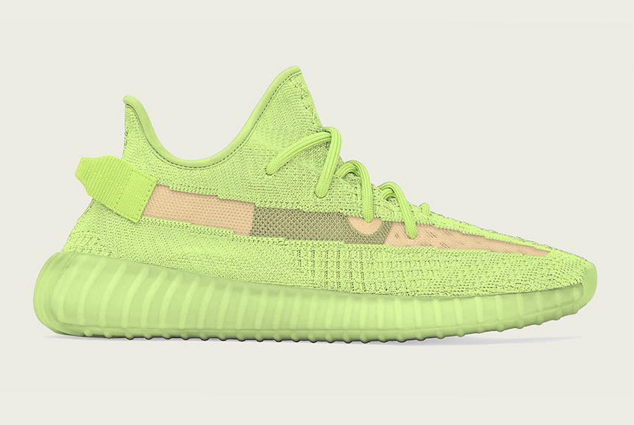 adidas Yeezy Boost 350 V2 Glow in the Dark EG5293 Release info
