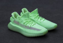 b8c437ede9261 Detailed Look at the adidas Yeezy Boost 350 V2  Glow in the Dark