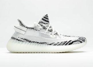 4dc93af263b36 adidas Yeezy Boost 350 V2  Zebra  Sample with Translucent Stripe