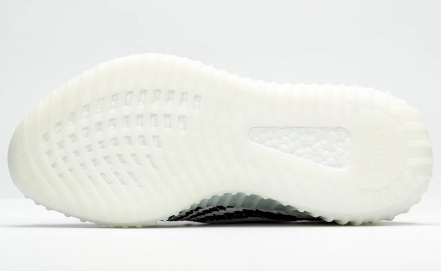 adidas Yeezy Boost 350 V2 Zebra Translucent Stripe Sample