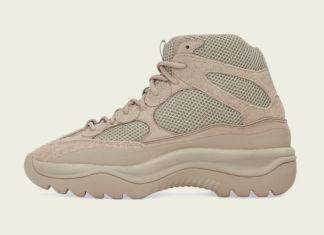 adidas Yeezy Desert Boot Rock Release Date