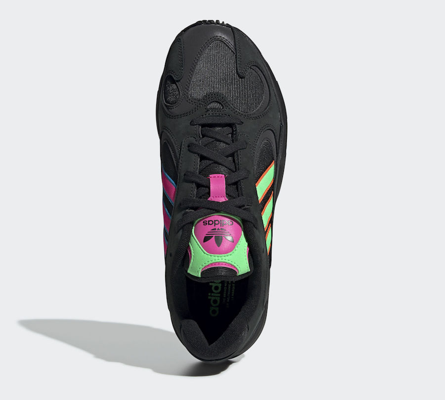 adidas Yung-1 Tokyo Neon Lights EF5297 Release Date
