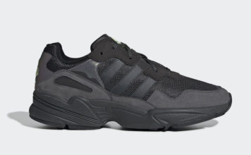 adidas Yung 96 Black Carbon High-Res Yellow EF5830 Release Info