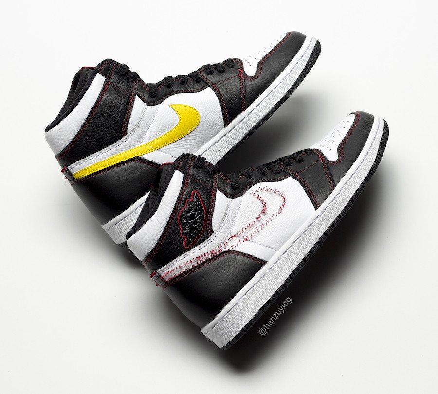 Air Jordan 1 Defiant Tour Yellow CD6579-071 Release Details