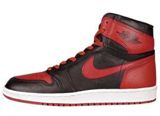 Air Jordan 1 High Bred Banned 555088-062 Release Date