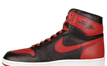 Air Jordan 1 High Bred Banned 555088-062 Release Date