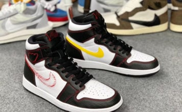 Air Jordan 1 High OG Dynamic Yellow 555088-170 Release Details