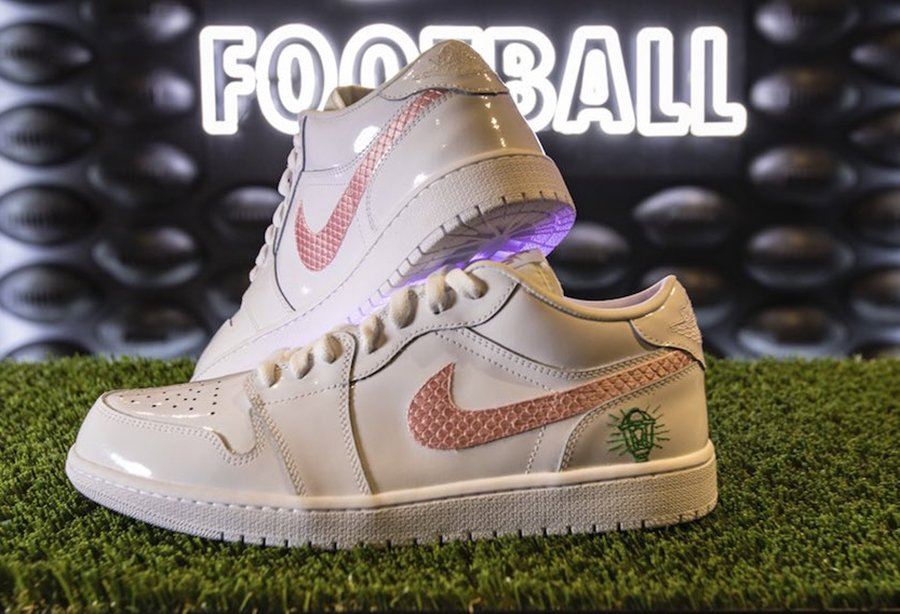 Air Jordan 1 Low Nike K1 Kyler Murray