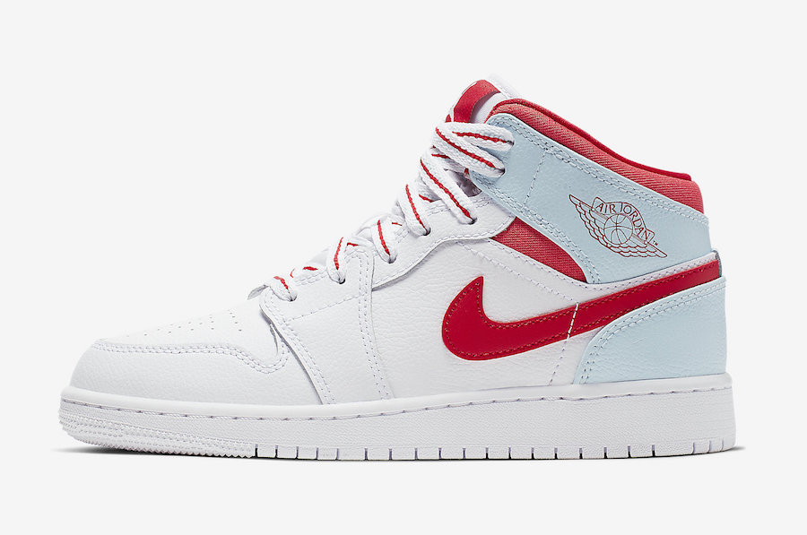 Air Jordan 1 Mid 555112-104 Release Date