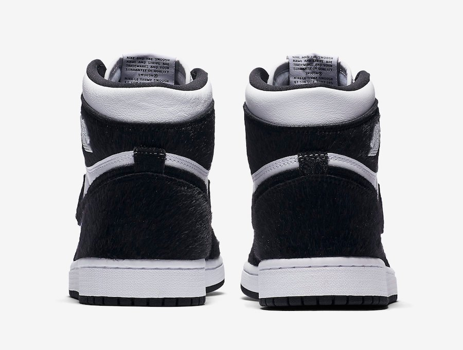 Air Jordan 1 Panda WMNS CD0461-007 Release Date Price