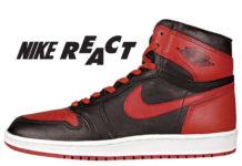 Air Jordan 1 React Bred Release Date