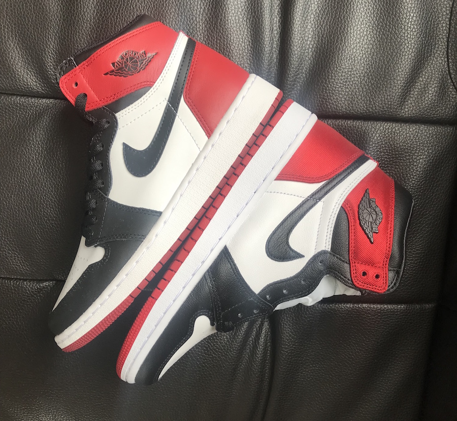 Air Jordan 1 Satin Black Toe WMNS CD0461-016 Release Details Price