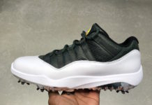 Air Jordan 11 Low Golf Masters Release Date