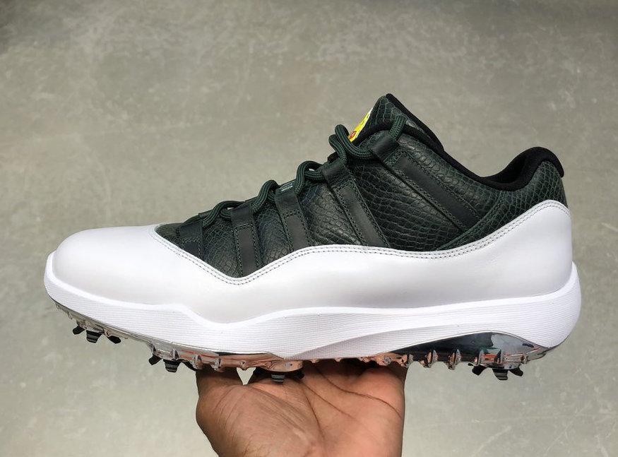 Air Jordan 11 Low Golf Masters Release Date
