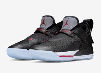 Air Jordan 33 Black Cement CD9560-006 Release Details