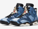 Air Jordan 6 Washed Denim CT5350-401 Release Date