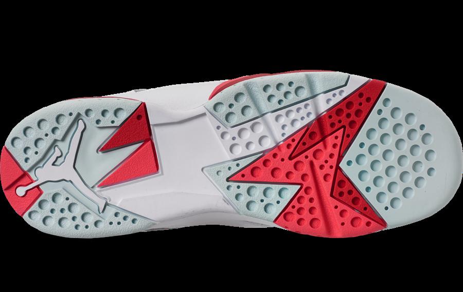 Air Jordan 7 GS Topaz Mist 442960-104 Release Info