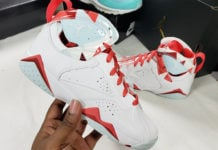 ffe395df4b8564 Release Date Reminder  Air Jordan 7 Hare and Air Jordan 16 Black ...