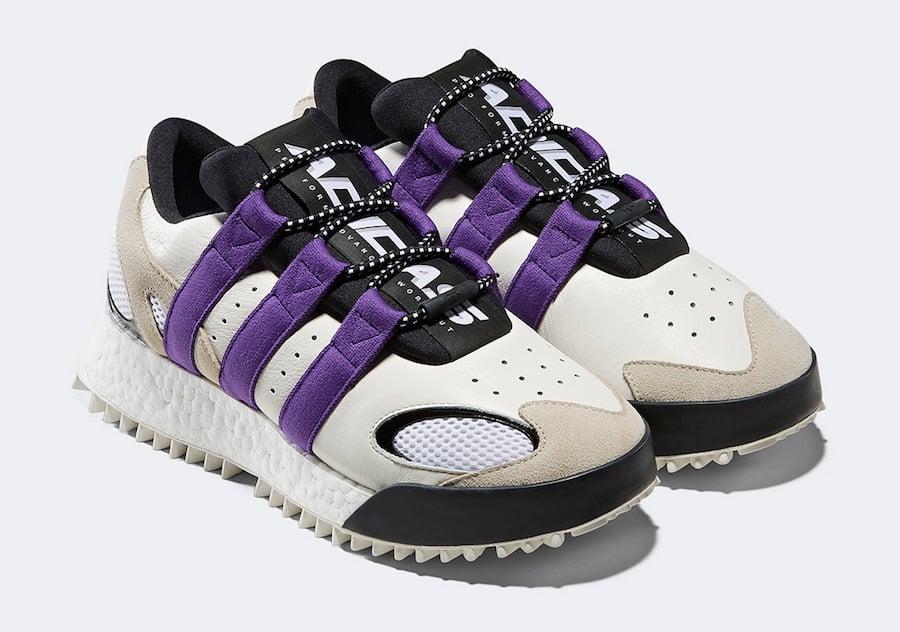 Alexander Wang adidas Wangbody Run Tan Purple EF2437