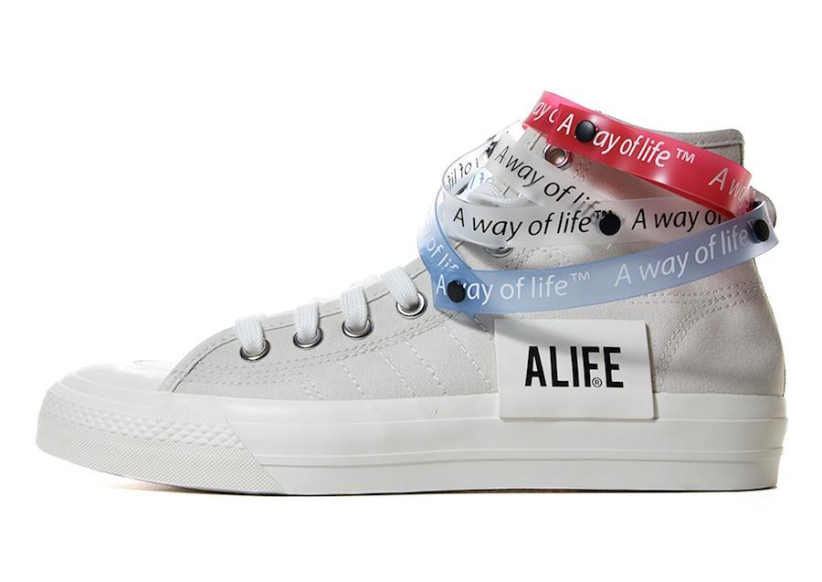 Alife adidas Consortium Nizza Hi G27820 Release Info