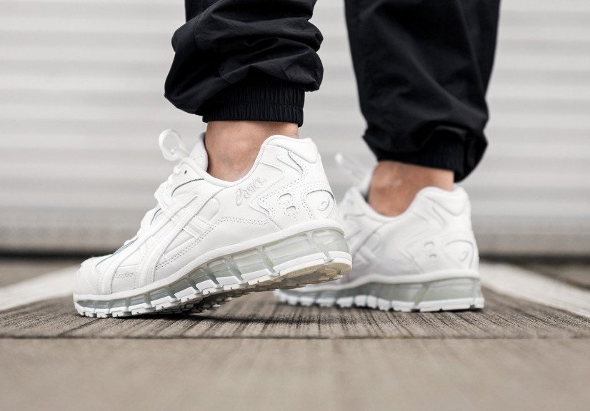 Asics Gel Kayano 5 360 Triple White Release Date