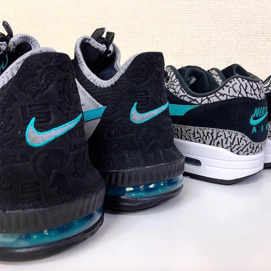 7de8070cf1 Nike Air Max 720 Easter Pack SS19 Release Info · sneakernews.com · atmos  Nike LeBron 16 Low Clear Jade Release Info