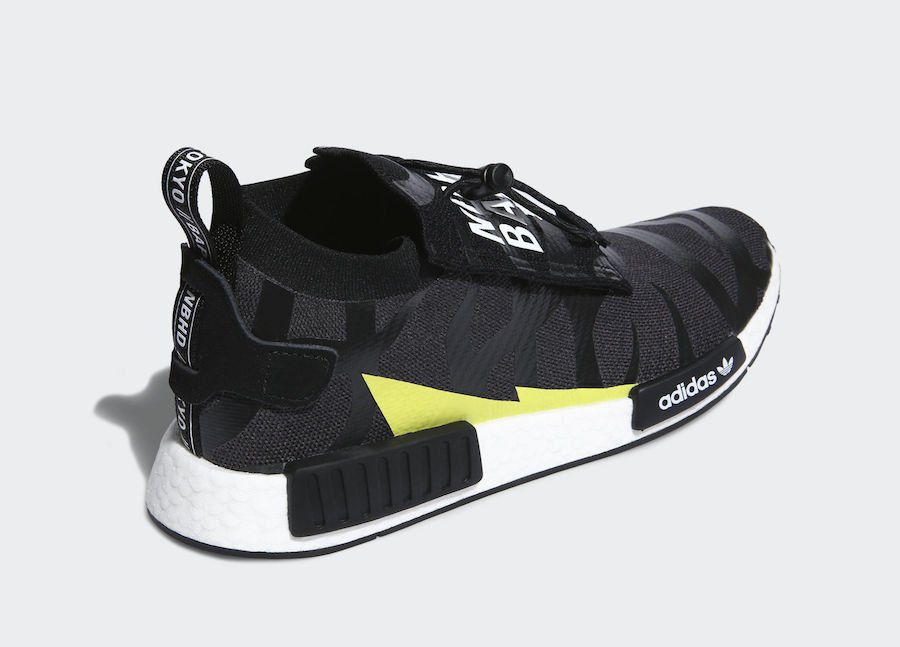 Bape Neighborhood adidas NMD STLT EE9702 Release Date