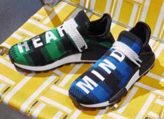 BBC adidas NMD Hu Digijack Blue Green Release Info