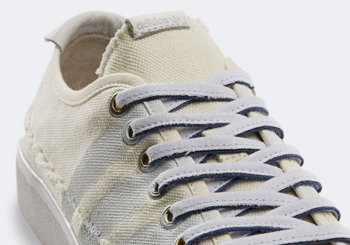 best website fc9e3 93702 Donald Glover adidas Nizza EG1761 Release Date