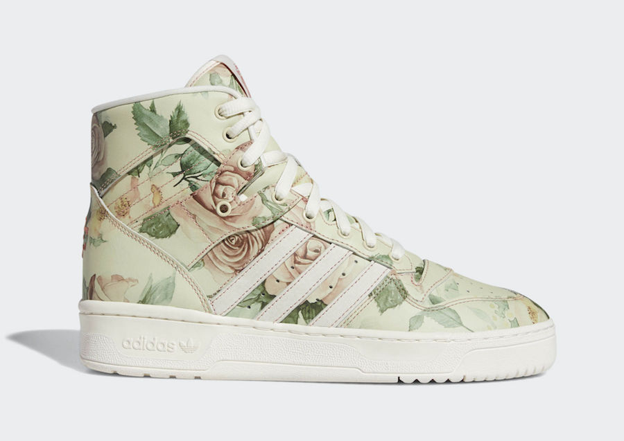 Eric Emanuel adidas Rivalry Hi F35092 Release Info
