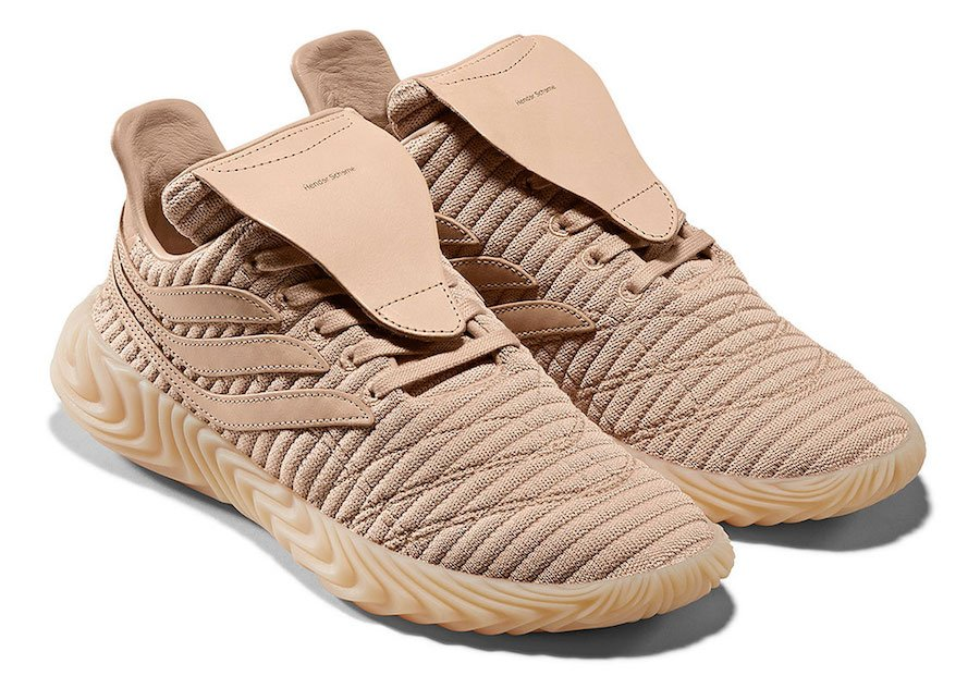 adidas Originals X HENDER Scheme debut SOBAKOV and LACOMBE
